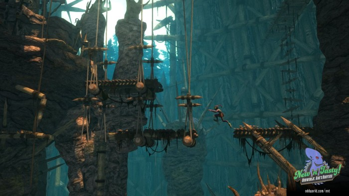 Oddworld Abe's Odysee Screenshot