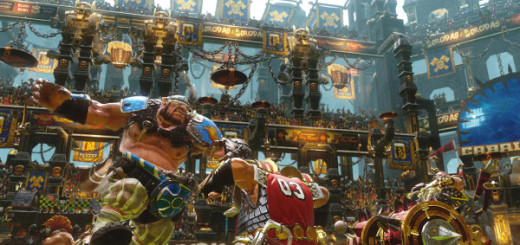 Blood Bowl 2 Gameplay image