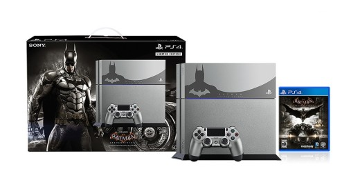 Batman Arkham knight Limited Edition Console Bundle PS4 PlayStation
