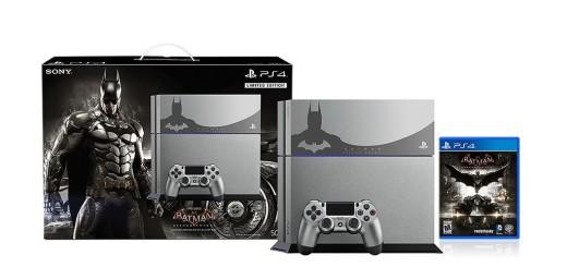 Batman Arkham knight Limited Edition Console Bundle PS4 PlayStation