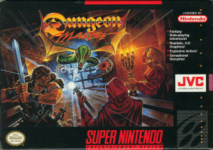 Dungeon Master Box Art