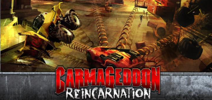 Carmageddon Reincarnation Art
