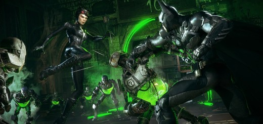 Catwoman and batman gameplay batman arkham knight
