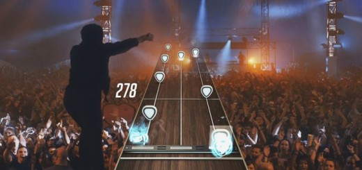 Guitar hero live gameplay