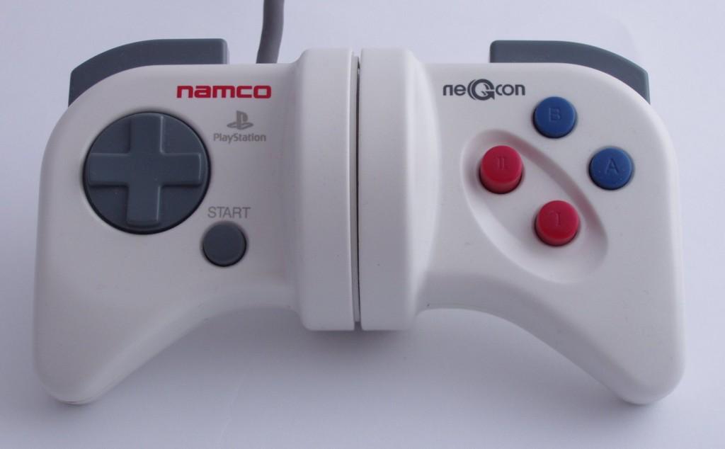 Namco NeGcon controller