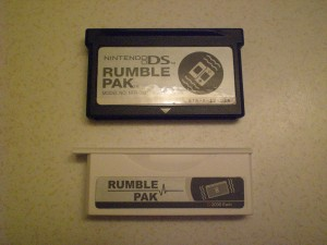 Nintendo DS Rumble pack
