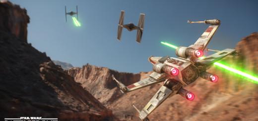 Star Wars Battlefront Gameplay