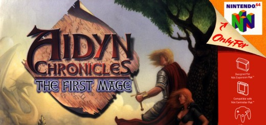 Aidyn Chronicles: The First Mage cover art