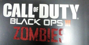 Call of Duty Black Ops Zombie Logo