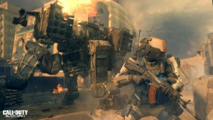 Call of Duty Black ops III Quad tank