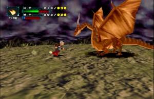 Dragon Valor Boss Fight