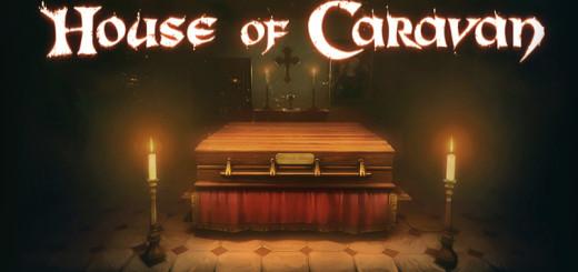 House of caravan logo