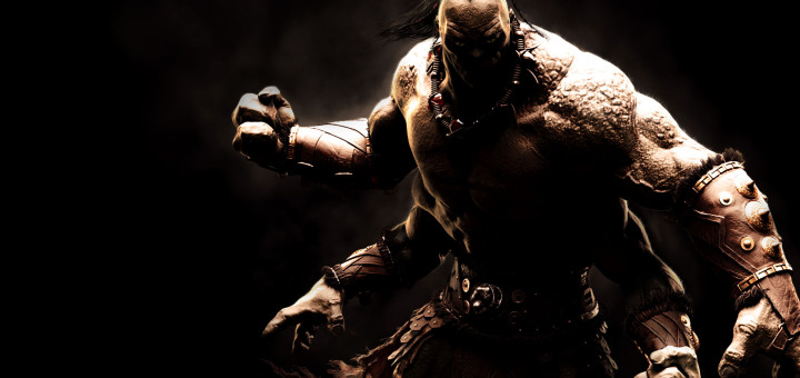 Mortal Kombat X Goro image