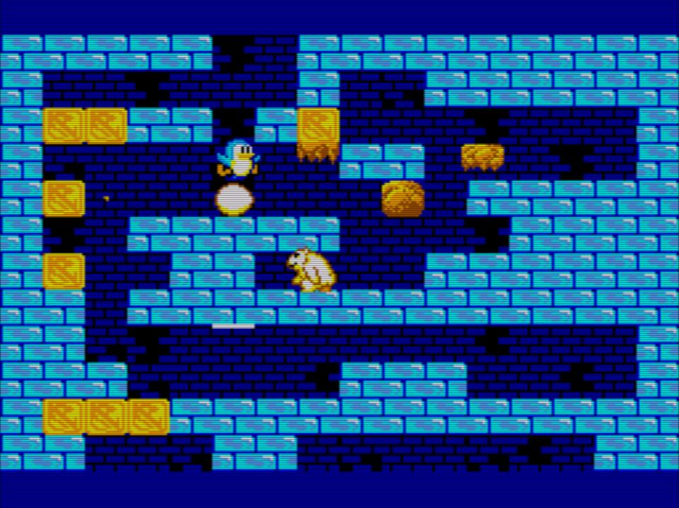 penguin land gameplay