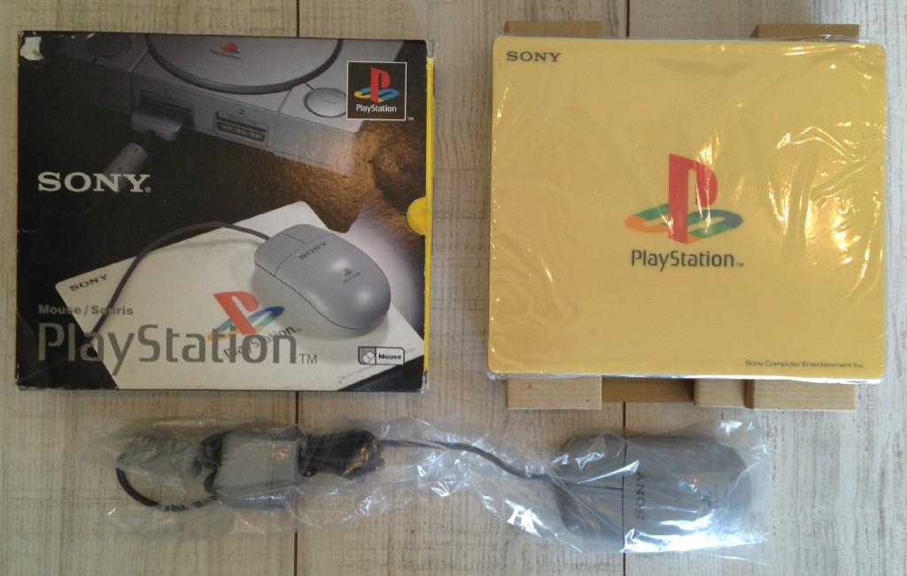 PlayStation Mouse
