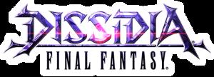Dissidia Final Fantasy Logo