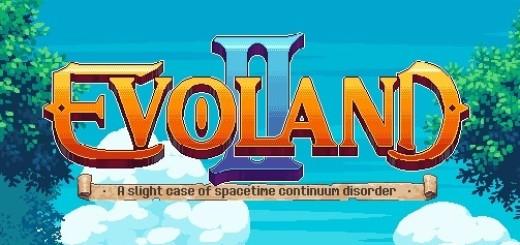 Evoland 2 Logo