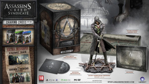 Assassin's Creed Syndicate sharing cross