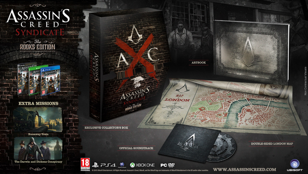 Assassin's Creed Syndicate the rooks