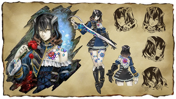 Bloodstained: Ritual of the Night Castlevania