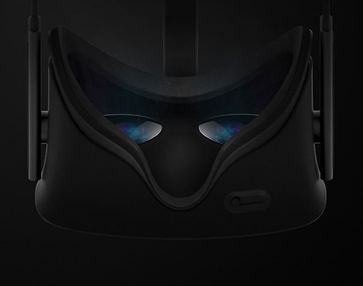 Oculus Rift Inside Look