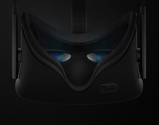 Oculus Rift Inside Look
