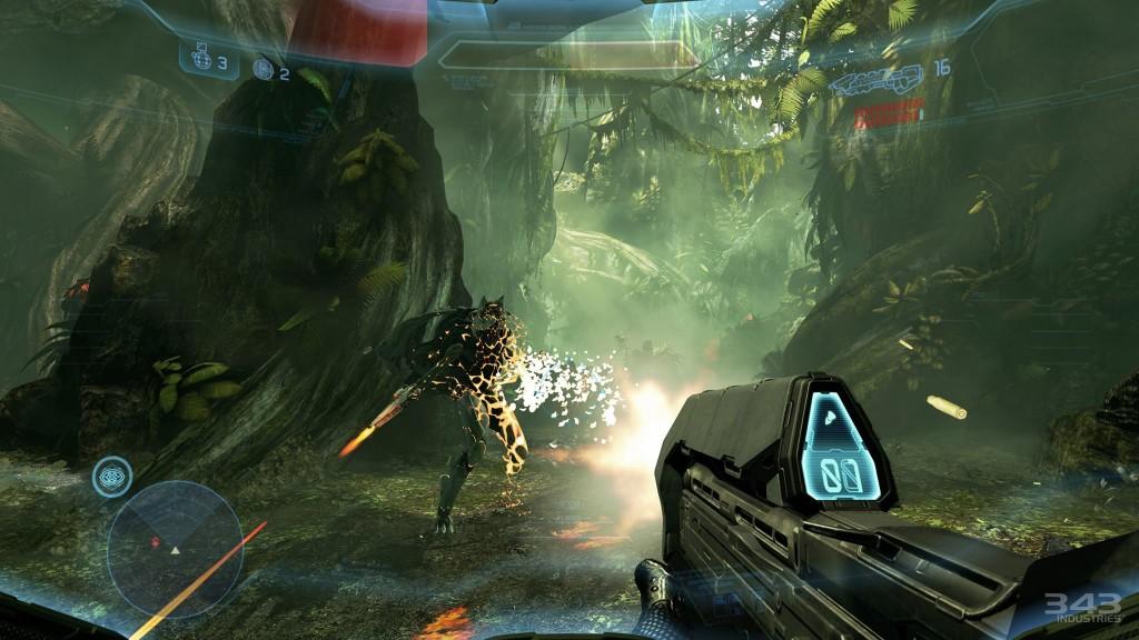 FPS Halo 3