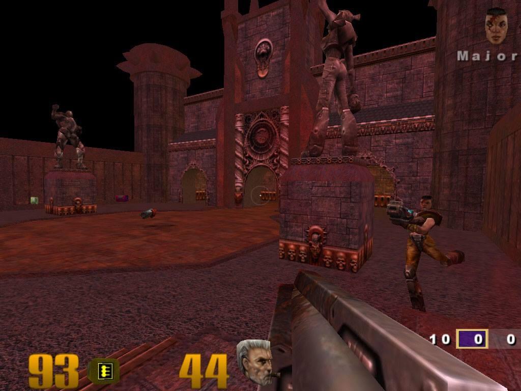 FPS Quake 3