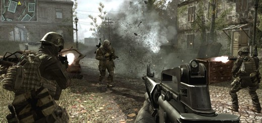 FPS Call of Duty 4 Modern Warfare