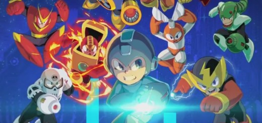 mega man legacy collection image