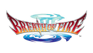 Breath of Fire III 3 logo