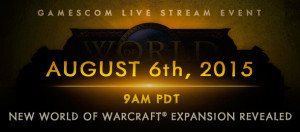 World of warcraft Expansion Six