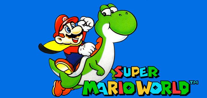 Retro Rant: Super Mario World - Ranting About Games