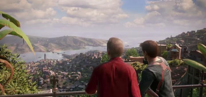 Uncharted 4 E3 demo 2015