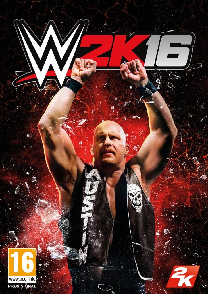 WWE 2K16 Stone Cold Steve Austin