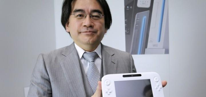 Satoru Iwata Has Passed away Aged 55