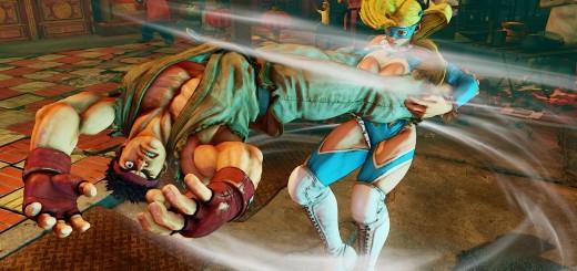 Street Fighter V R. Mika