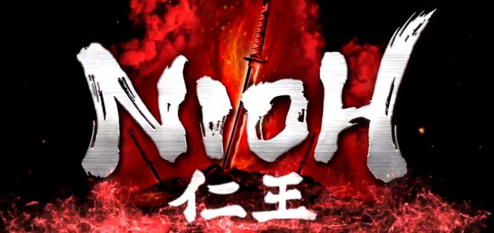 Nioh Ni-Oh PlayStation 4