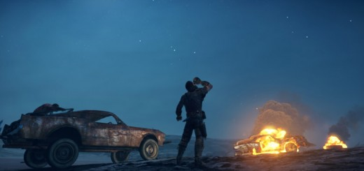 Mad Max Review Header Image Ranting About Games