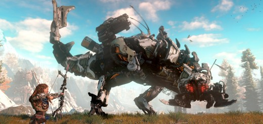 Horizon Zero Dawn Image