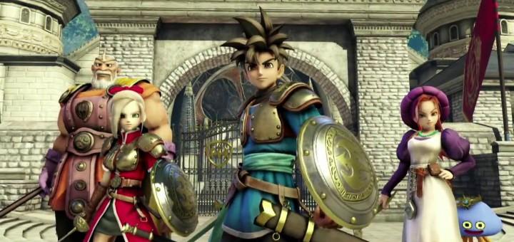 Square Enix Localisation Niche games Dragon Quest Image