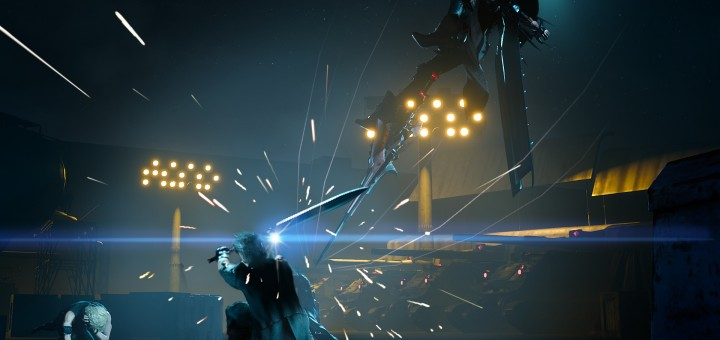 Final Fantasy XV Uncovered Event Image PS4 Xbox One PC PlayStation Ranting About Games
