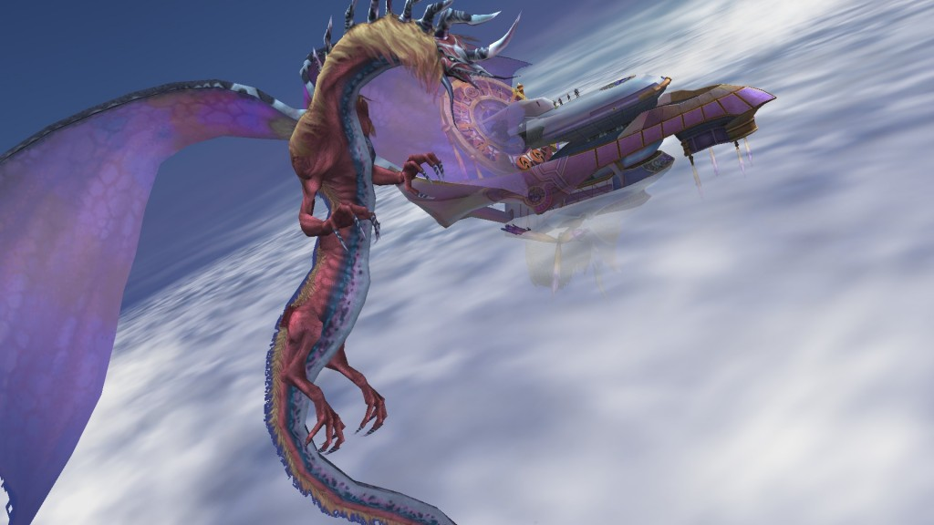 Final Fantasy X Airship