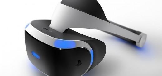 PlayStation VR Headset Image