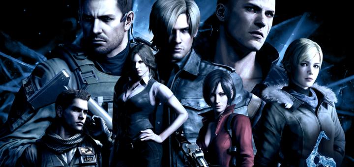 Resident Evil 6 On current gen