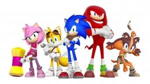 Sonic Boom Movie