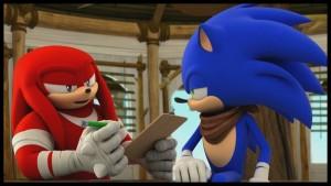 Sonic Boom Movie The Hedgehog 2018 Sega