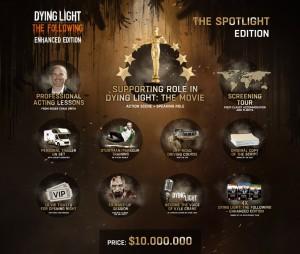 Dying Light The Following Spotlight Edition