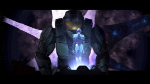 Top 10 In Game Romance halo
