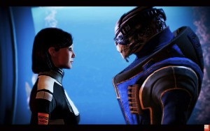 Top 10 In Game Romance mass effect